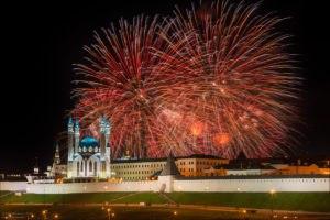 День города Казании Республики Татарстан