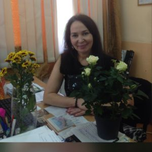Миляуша Камиловна