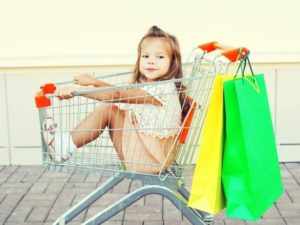 нет малышу в магазине