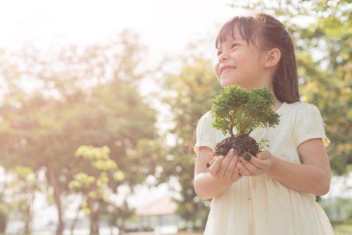 Дети и природа