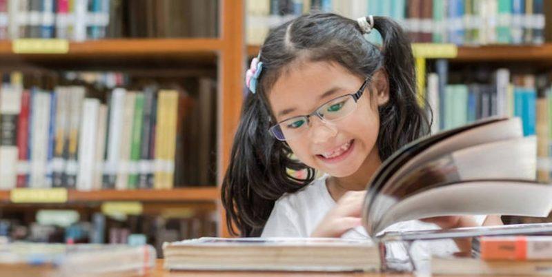 Девочка из Китая поступила в институт в 10 лет