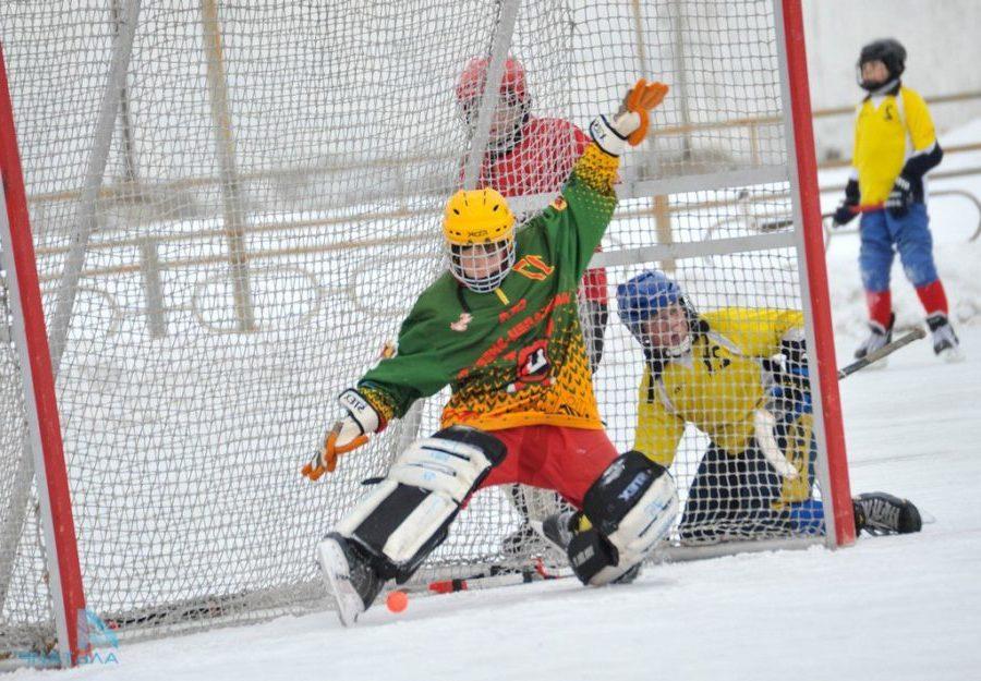 Хоккей и дети