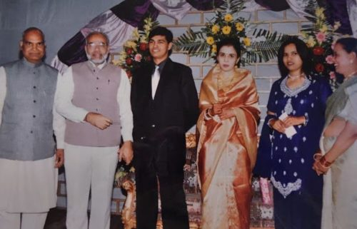 Президент Индии и его дети