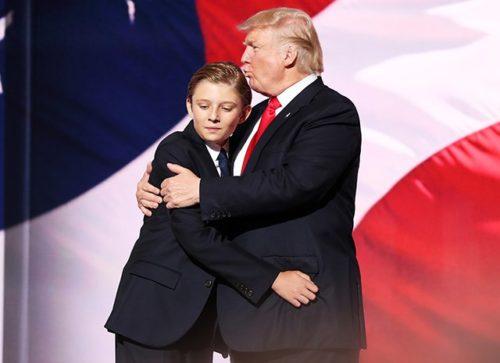 Президент США и его сын