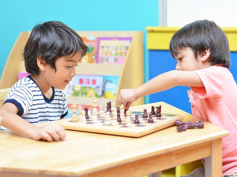 Ребенок и шахматы