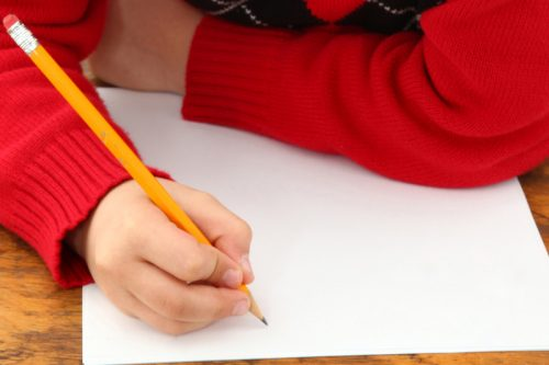 Ребенок и список дел