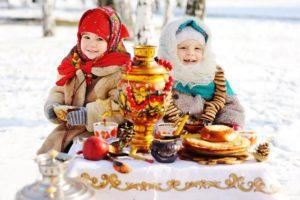 Ребенок на Руси