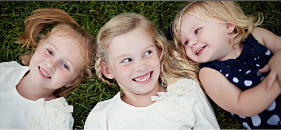 Зубы и улыбки детей