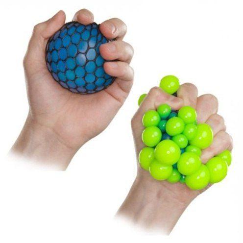 антистресс-мячики