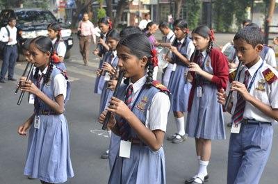 день детей в индии