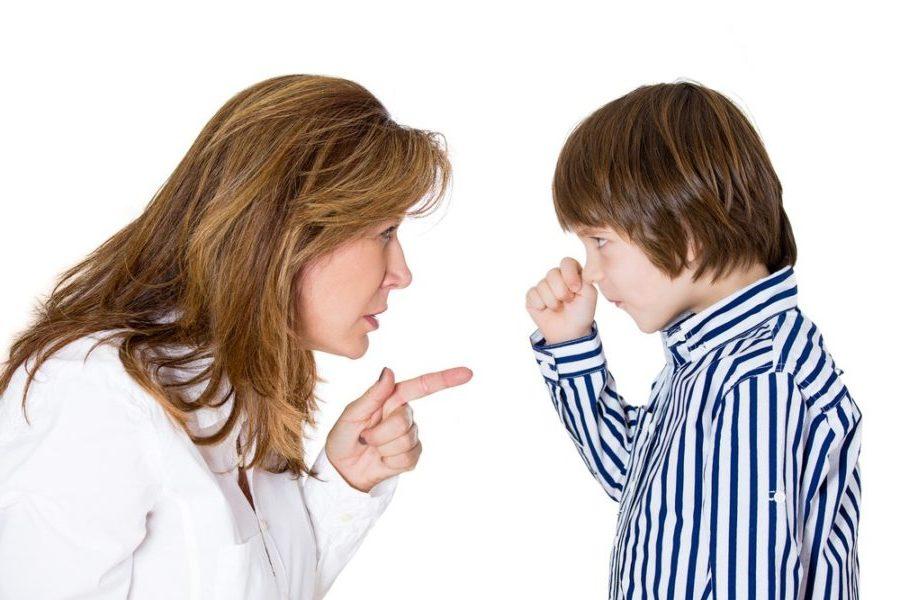 родители и отказ детям