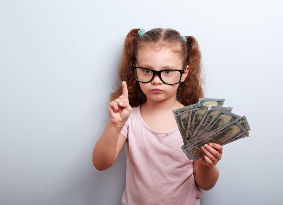 Финансовая грамотность детям