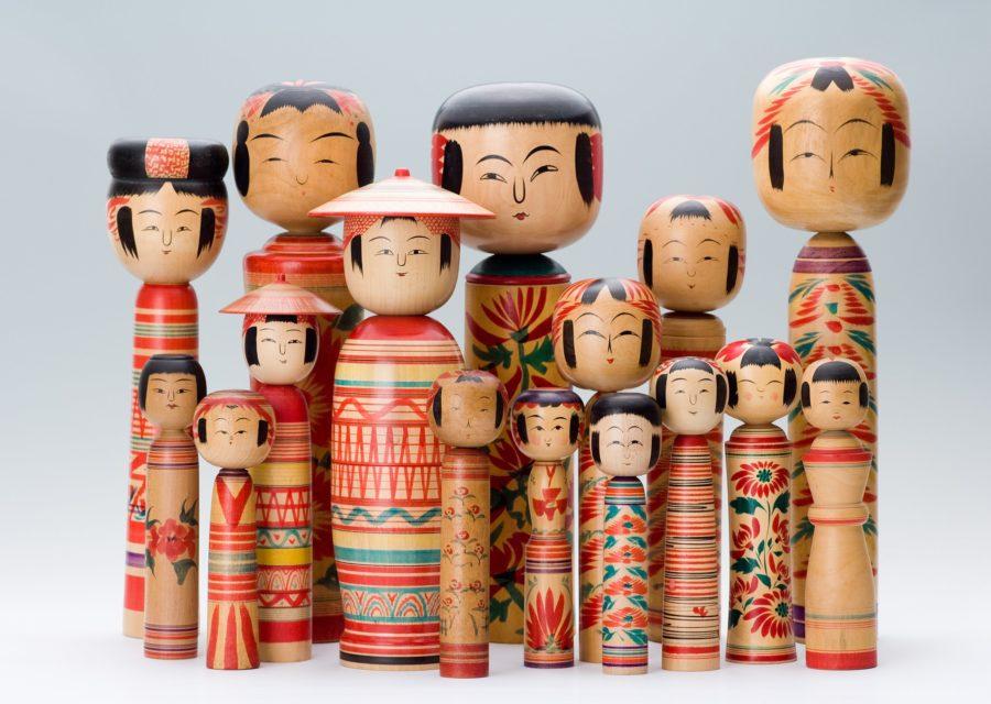 Куклы Японии