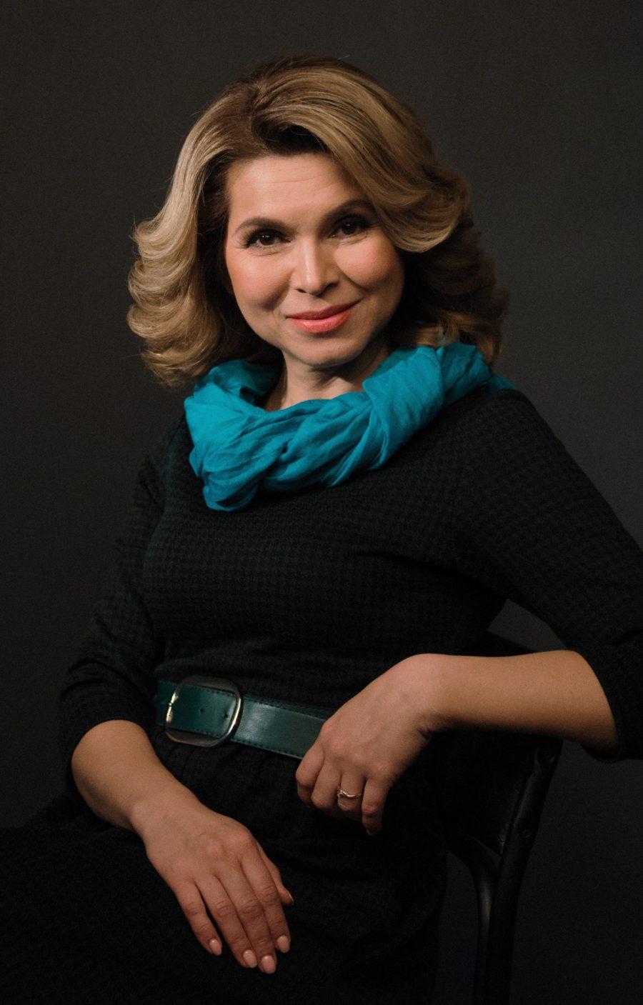 Айгуль Горнышева