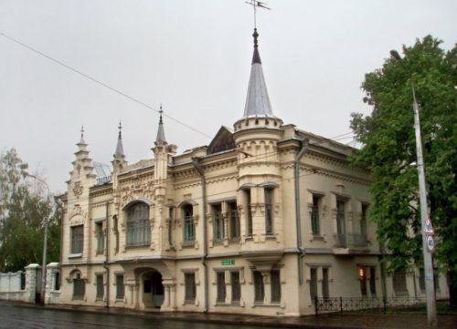 Литературный музей Г. Тукая в Казани