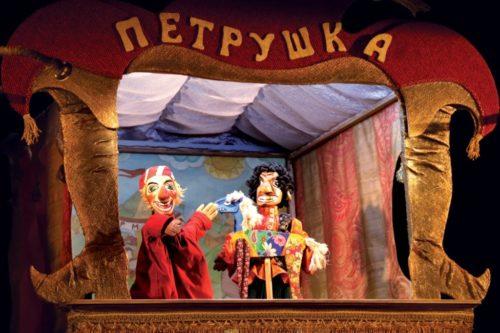 Русский народный театр Петрушка / Фото с сайта msk.citifox.ru