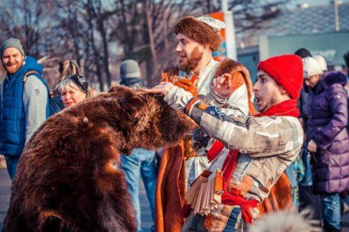 Русский народный театр / Фото с сайта m24.r