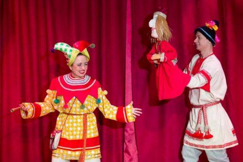 Современный театр Петрушка / Фото с сайта radost.mskobr.ru