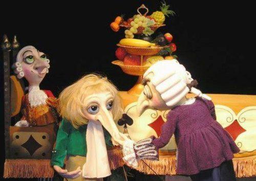 """""""Карлик Нос"""" на сцене театра кукол Удмуртской Республики"""