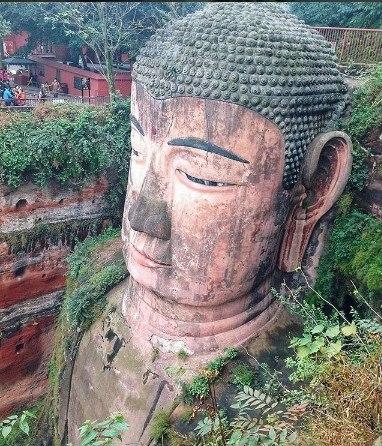 Статуя Будды в Китае / Фото