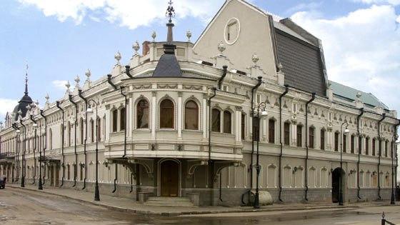 Здание Казанского ТЮЗа