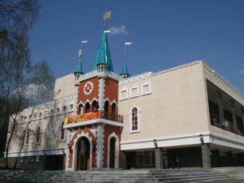 Театр кукол Удмуртской Республики