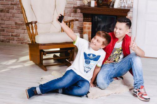 Юные блогеры