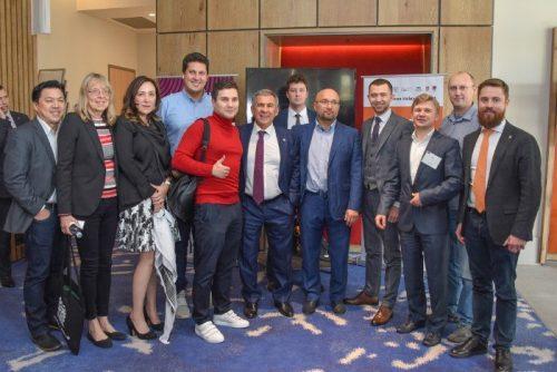 Участники стартапов