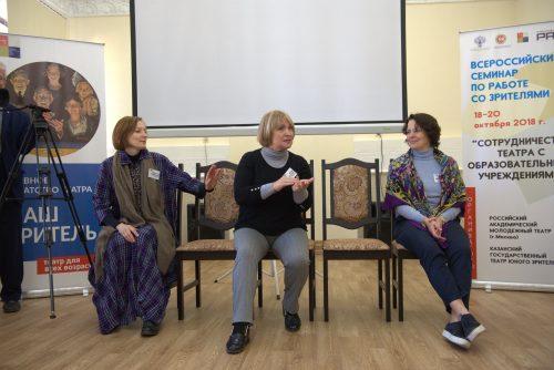 Работа Всероссийского семинара 2018