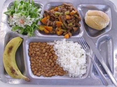 Обед бразильский
