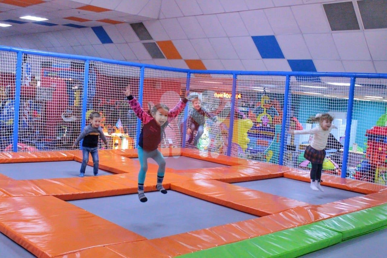 Батутный центр и активити парк «Fun Jump» («Фан Джамп»)