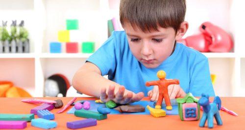 Пластилин для детей