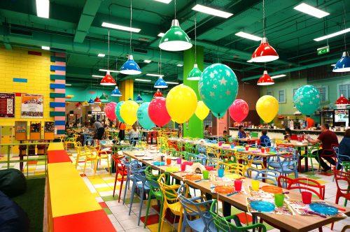 "Семейное кафе в ""Тики Вики"""