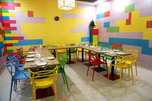 Банкетный зал для детского праздника