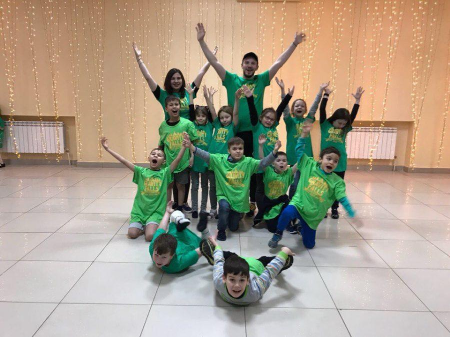 Детский лагерь для первоклассников