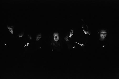 """""""Дети над пропастью"""" / Фото: Казанский ТЮЗ"""