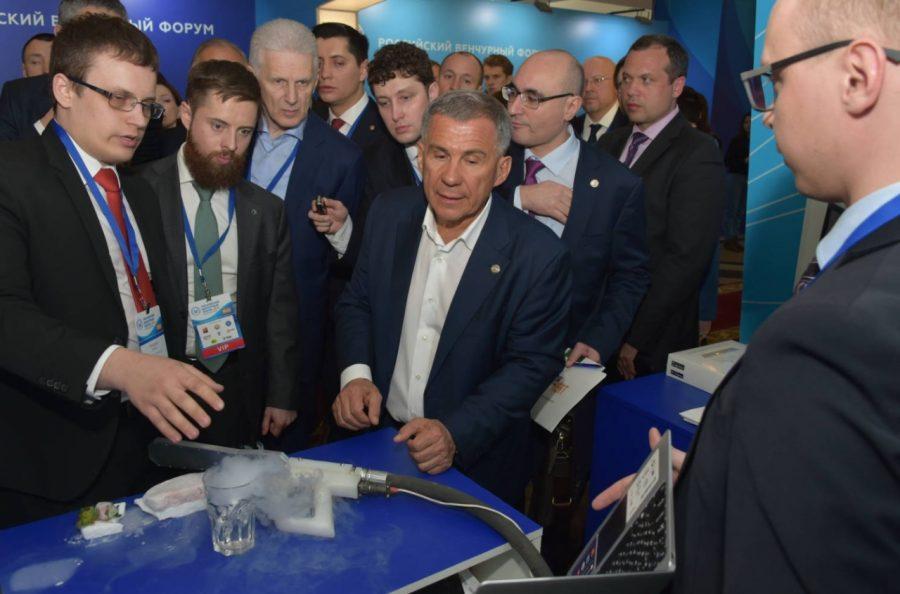 Российский венчурный форум