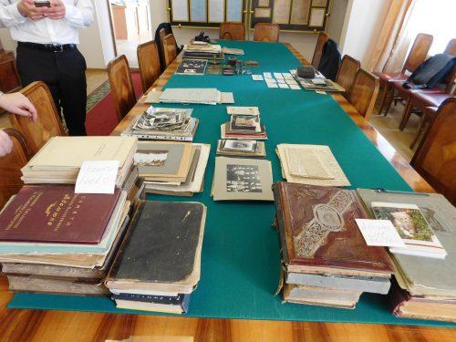 Исторический архив профессора Адамюка