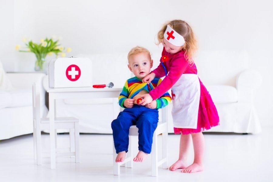 Дети и медицина