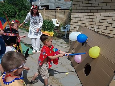 Детский летний лагерь «Нескучное детство»