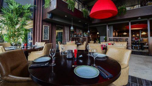 Паназиатский ресторан