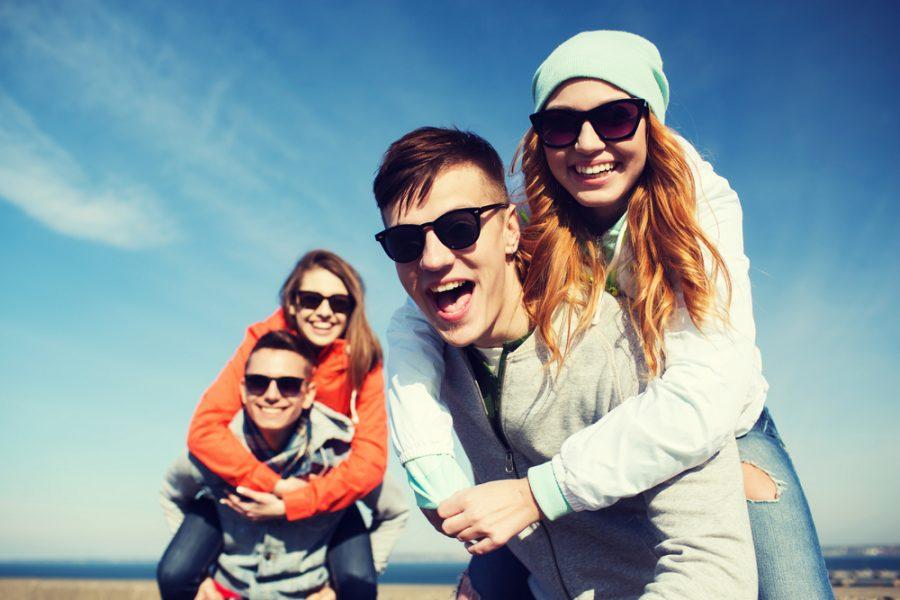 Подростки и отношения