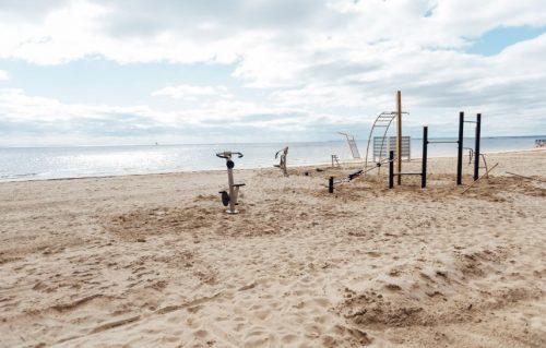 Пляж «Камское море»