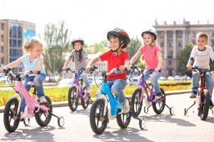 Велогонки для детей