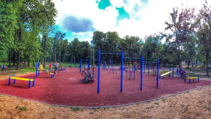 Парк ДК Химиков (Парк «Сосновая роща»)