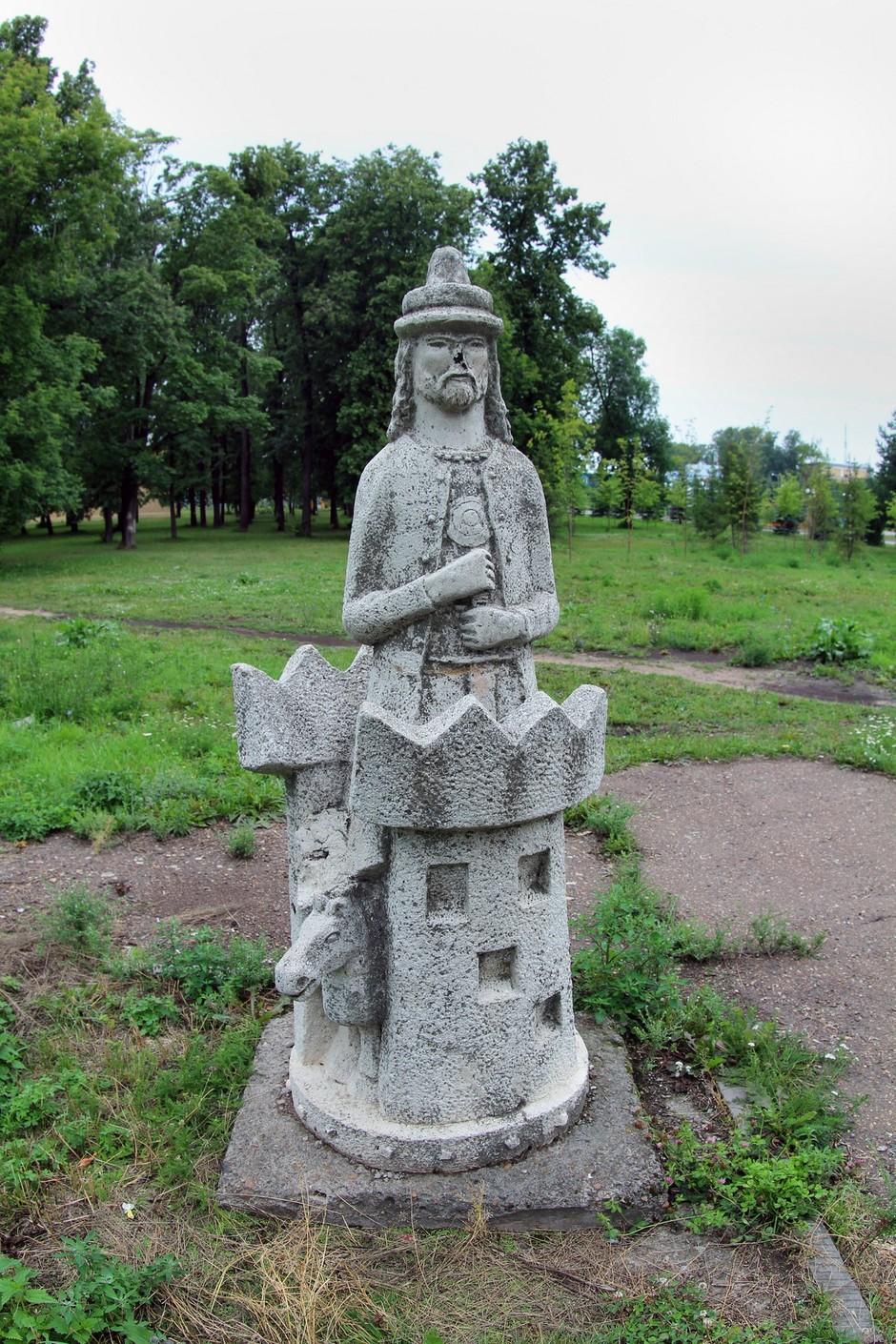 Парк Петрова