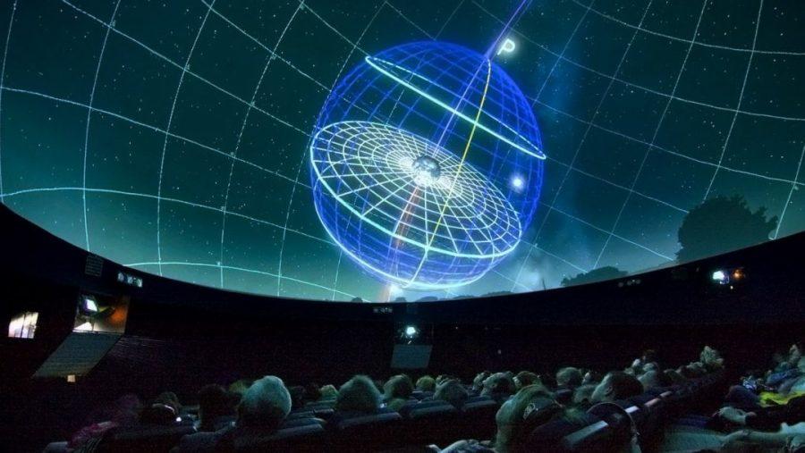 Казанский передвижной планетарий