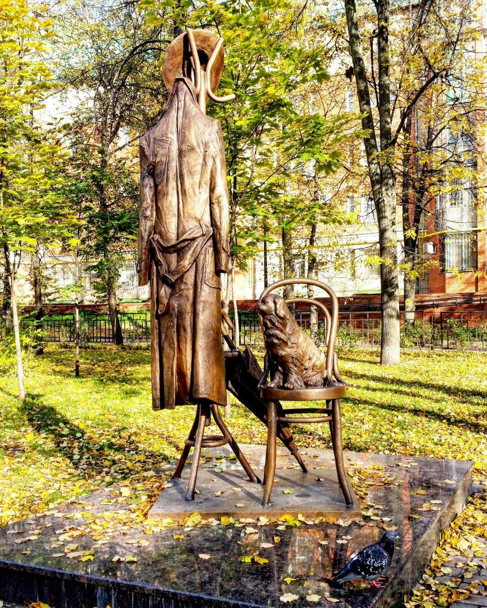 Сквер Аксенова