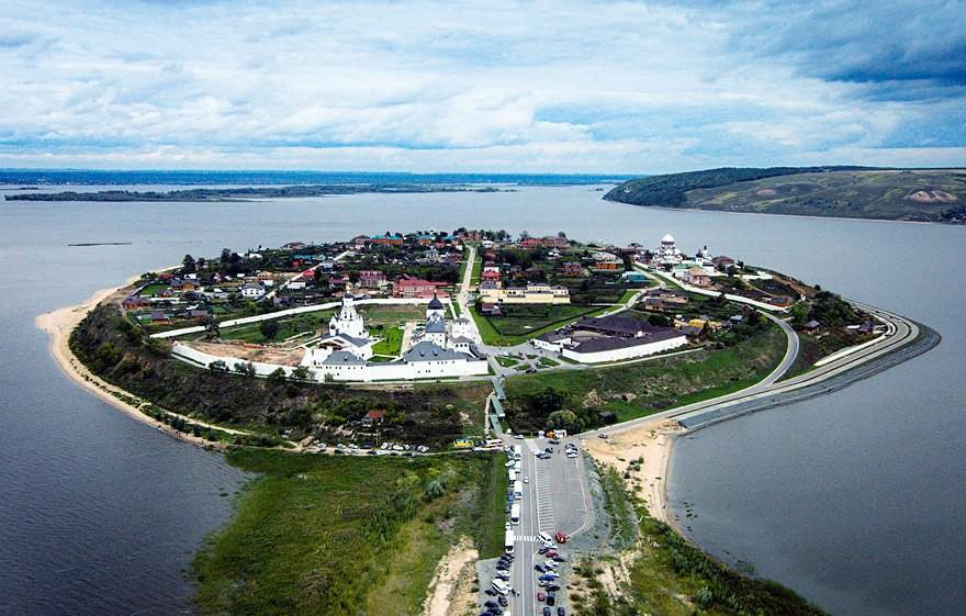 Музей-заповедник «Остров-град Свияжск»