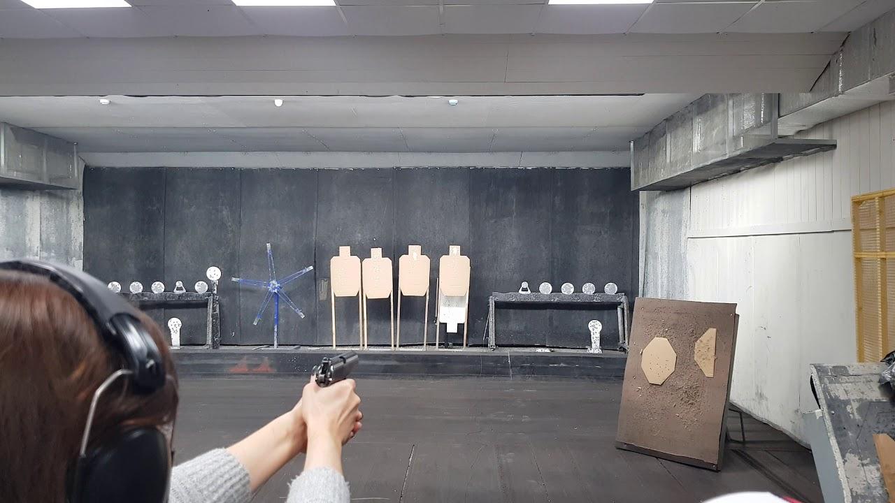 Тир — Центр Стрелковой подготовки «Булат»